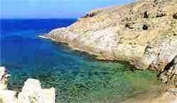 Vathia Langada Beach